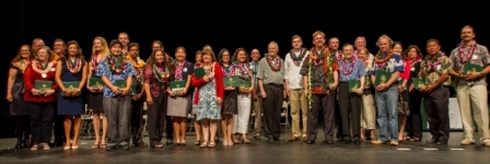 2015 Frances Davis Award for Excellence group photo