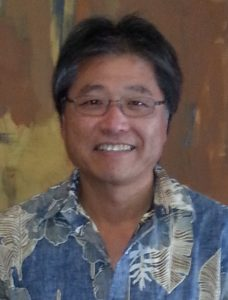 photo of Dr. Michael Nagoshi