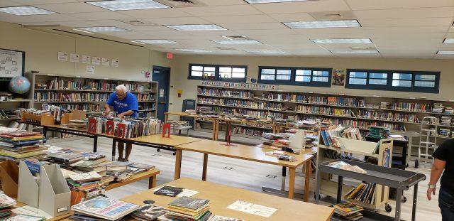 new library at konawaena