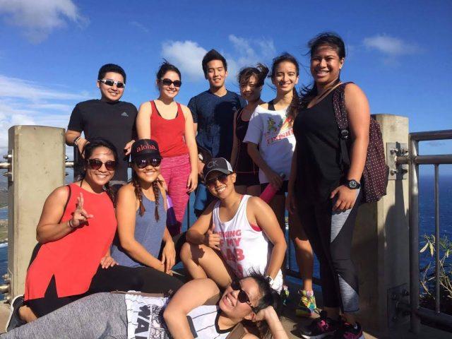 Student Nurses' Association Mentor-Mentee group photo