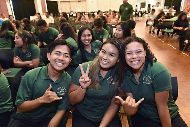 students from the class of 2022