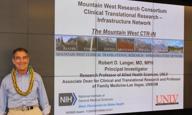 photo of Dr. Robert Langer