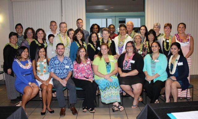 The RWJF-NCIN scholarship program participants