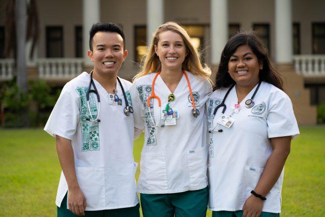 undergraduate nursing students