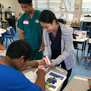 Teaching Students About Oral Health