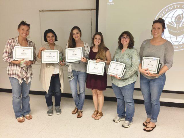 student ambassador group photo