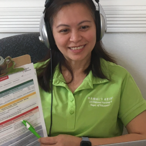 Maria Pineda, Hawaii Keiki Nurse Telehealth