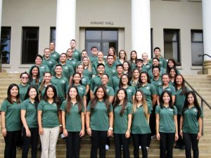 UHM Nursing group photo