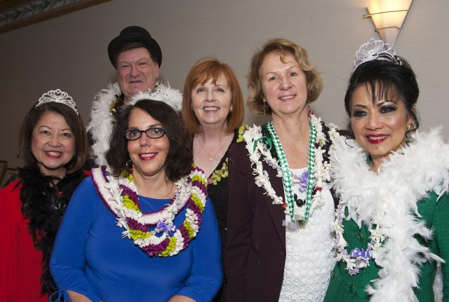 photo of Nursing Leadership panel