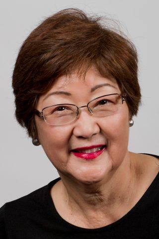 photo of Dr. Jillian Inouye