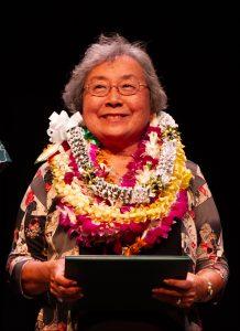 Uyehara receives award