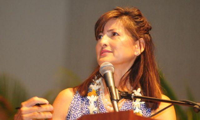 photo of Ms. Kathy Muneno