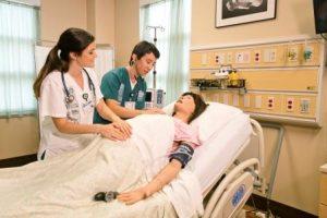 photo of Nursing Sim Lab