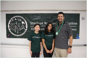 sna with guest speaker