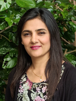 Larger photo of Rina Sharma