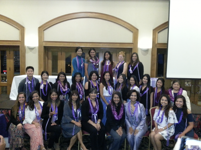 stti spring 2018 inductees