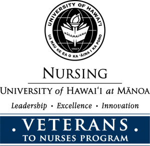 UH veterans to nurses program logo
