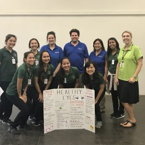 Nursing Students Make An Impact In Schools With The Hawaii Keiki Program