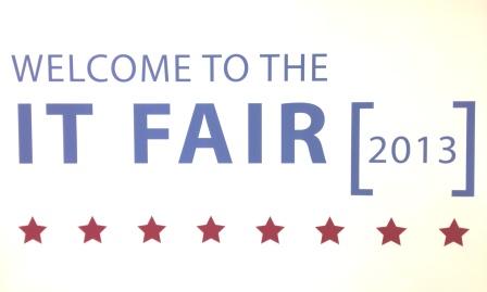 2013 I.T fair banner