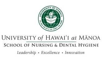 logo for school of nursing and dental hygiene