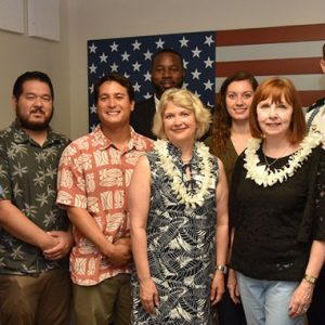 Student Veteran Lounge Opens At UH Mānoa
