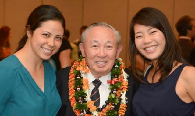 Dr. Lawrence K.W. Tseu smiles for photo