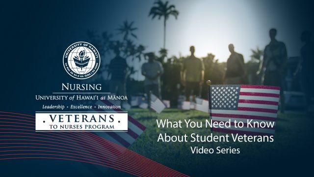 veterans to nurses program banner